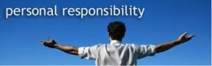Self Leadership - personal responsibility