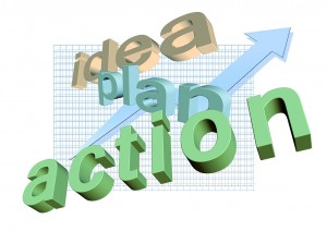 Strategic Planning - idea, plan, action