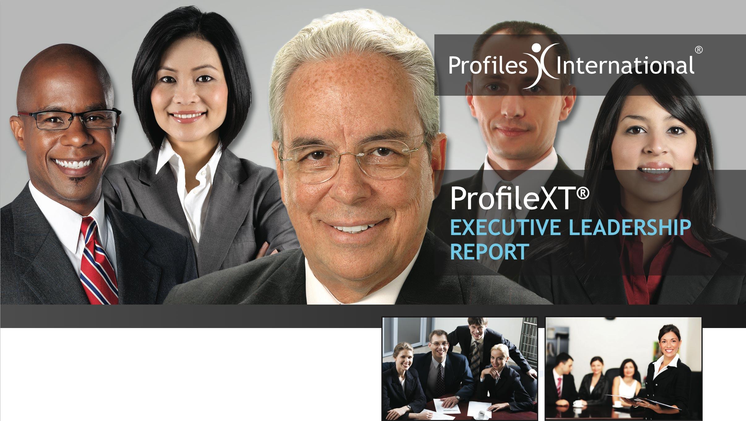 ProfileXT Executive Leadership Report